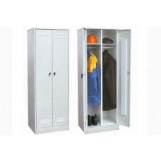 Шкаф для одежды металлический Б/У
