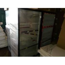 Холодильный шкаф со стеклянными распащными дверьми Б/У
